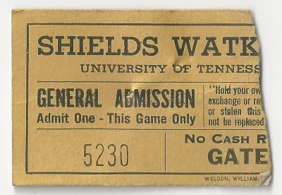 1946-09-28 - Georgia Tech at Tennessee